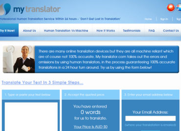 My Translator