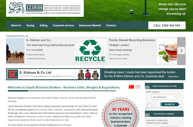 LloydsBusinessBrokers.com.au