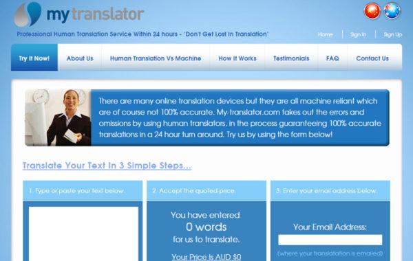 MyTranslator.com