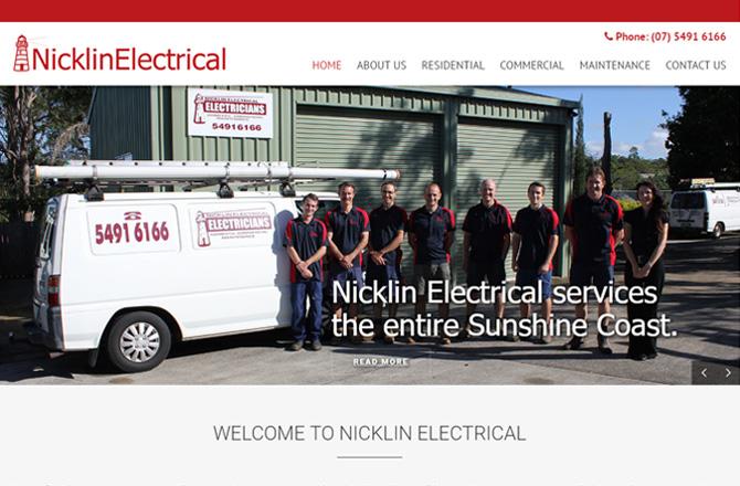 NicklinElectrical.com.au