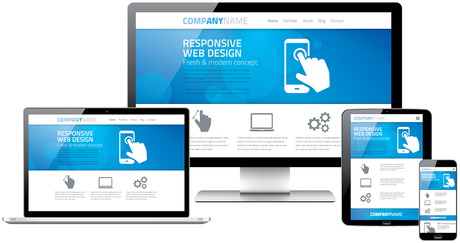 Beautiful mobile responsive websites